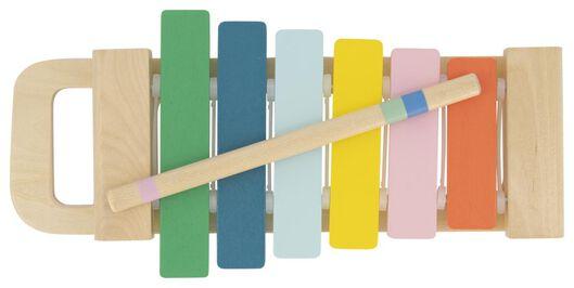xylofoon hout 30x14x7 - 15130079 - HEMA