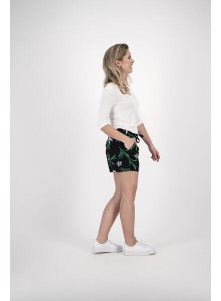dames t-shirt gebroken wit gebroken wit - 1000012824 - HEMA