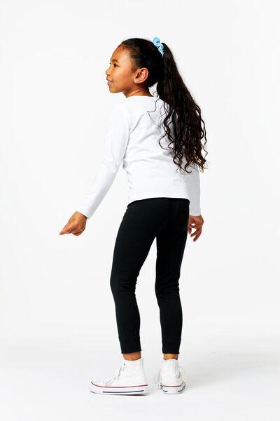 kinderlegging zwart 98/104 - 30844041 - HEMA