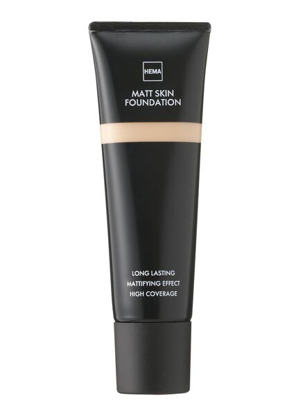 matt skin foundation Rose 01 - 11291101 - HEMA