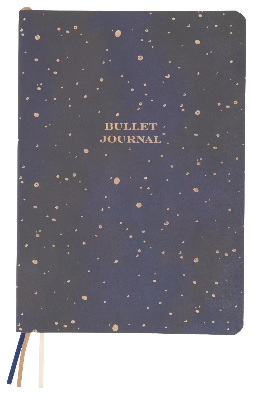 bulletjournal A5 heelal