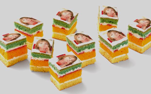 drip cakes - HEMA