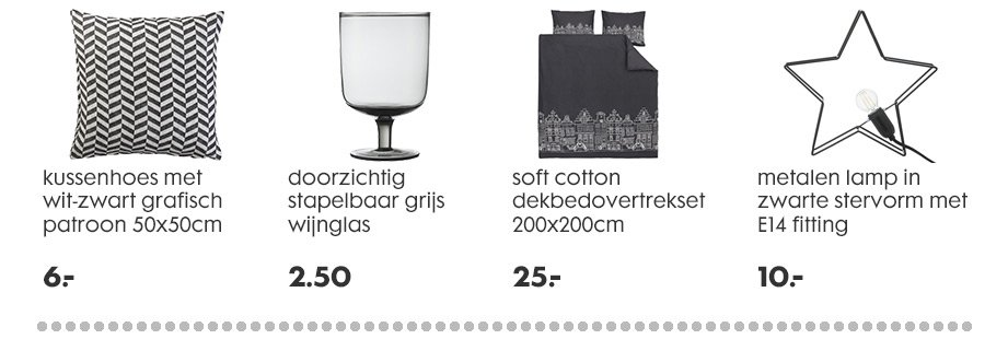gorgeous grey producten
