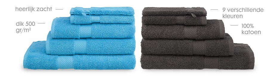 handdoeken zware kwaliteit