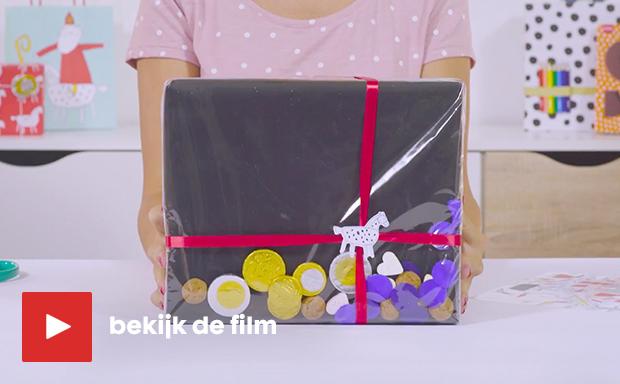 Sinterklaascadeaus Inpakken Hema