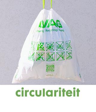 recyclen en ciruclariteit