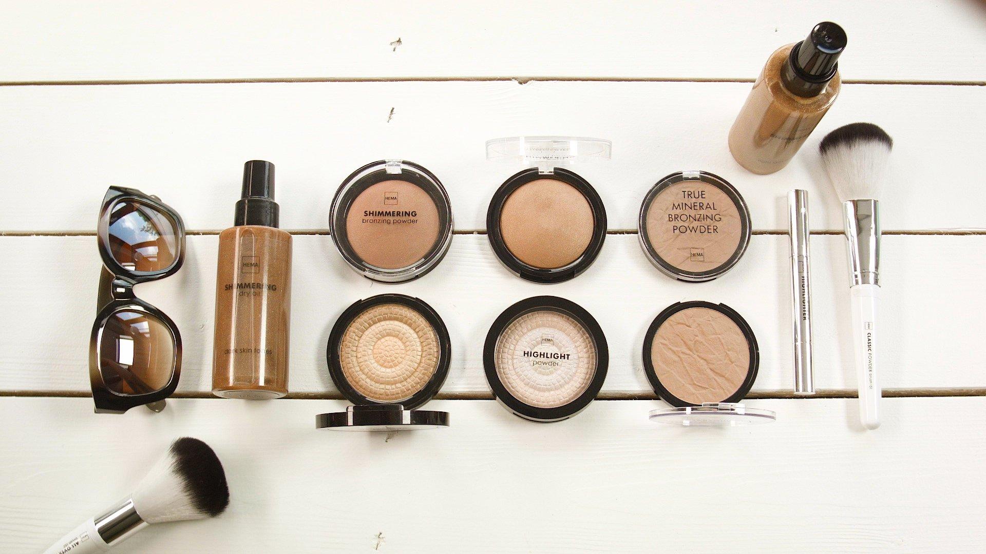 bronzing producten