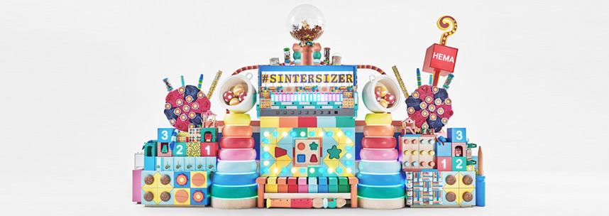 sintersizer actie HEMA