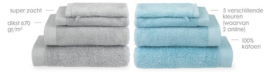handdoeken hotelkwaliteit ultrasoft