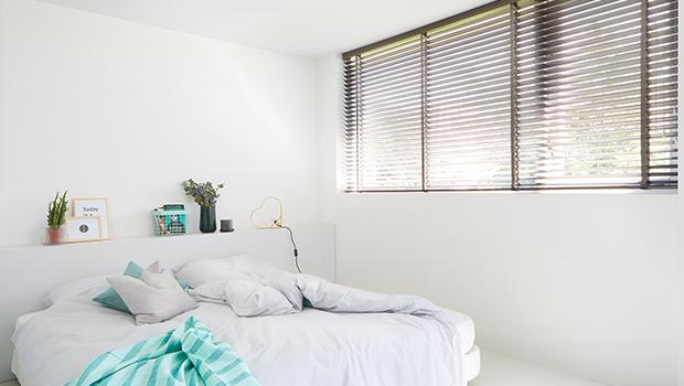 gordijnen voor de slaapkamer - HEMA