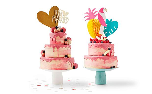 maak van elke taart een feestje?