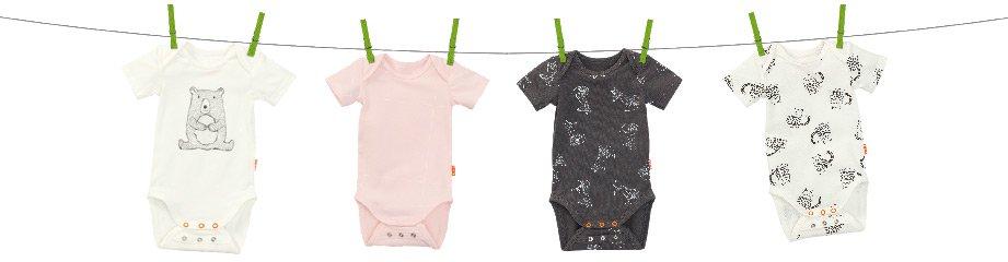 baby - kleding van bamboe
