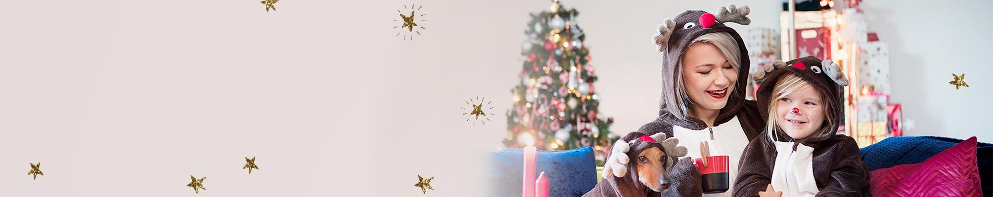 kerstkleding - Herobanner - HEMA