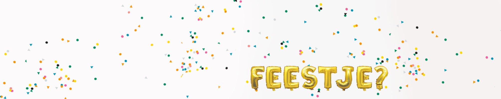 feest - Herobanner - HEMA