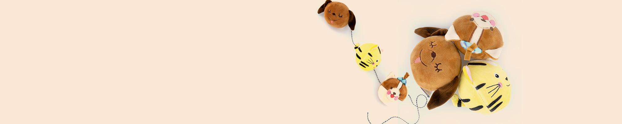 poppen en knuffels - Herobanner - HEMA