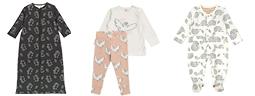 slaapzakken en pyjama's - entrances - HEMA