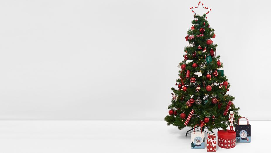 Kerst wordt weer<br>een feestje <br>dit jaar - Herobanner - HEMA