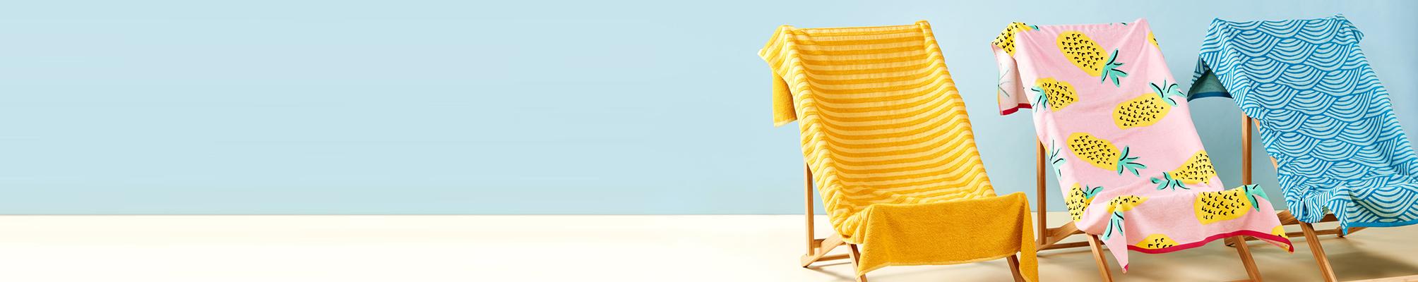 strandlakens en <br>accessoires - Herobanner - HEMA