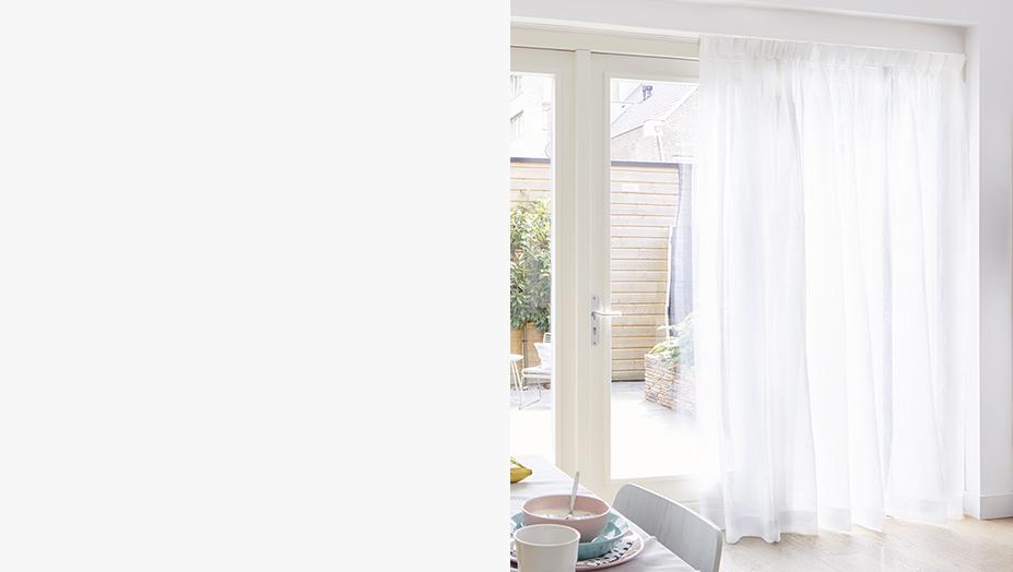 gordijnen - rolgordijnen en andere raamdecoratie - HEMA