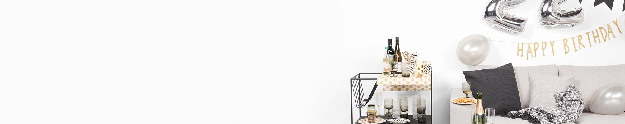 servetten en <br>tafelkleden - Herobanner - HEMA