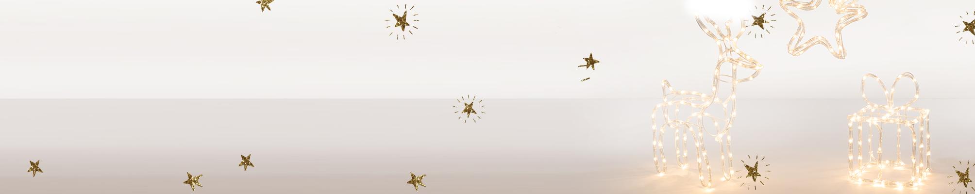 kerstverlichting - Herobanner - HEMA