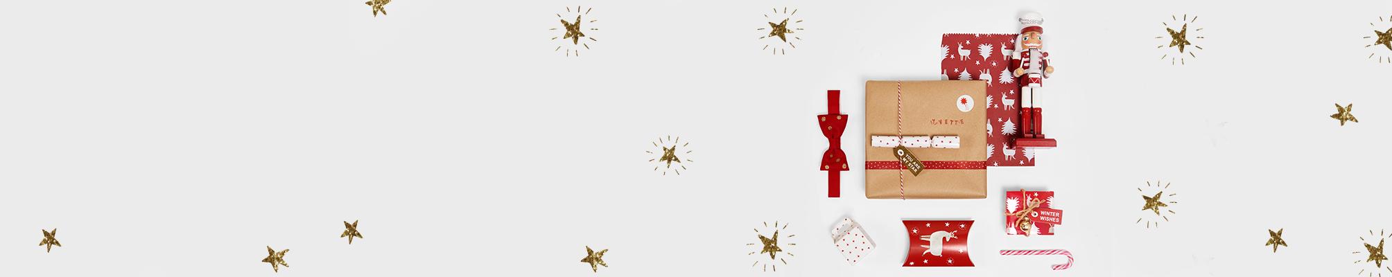 kerst knutselen - Herobanner - HEMA